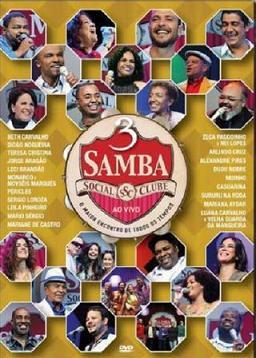 Sambasocialclubeaovivovol3