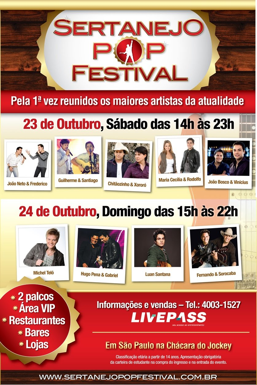 Sertanejopopfestival