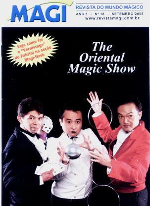 TheOrientalMagicShow